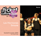 Ticket culture 2019 - Les Hormones Simone
