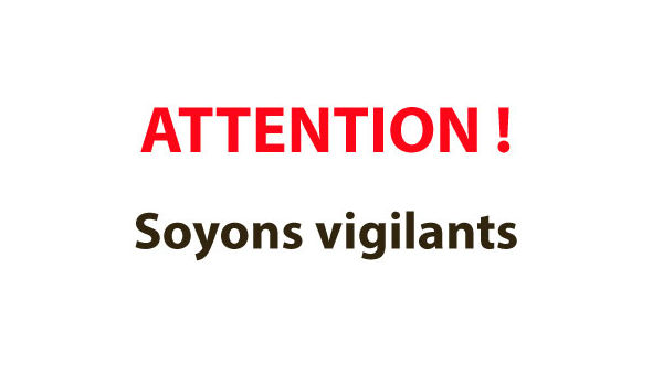 ATTENTION AUX PICKPOCKETS