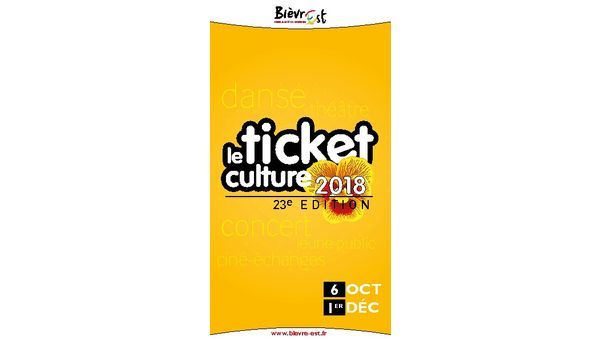 Ticket culture 2018